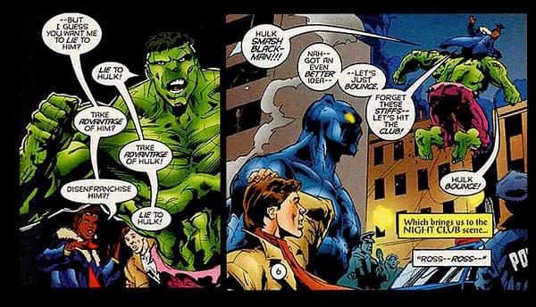 Marvel Knights: Black Panther #15 art Sal Velluto, Bob Almond, and Brad Vancata