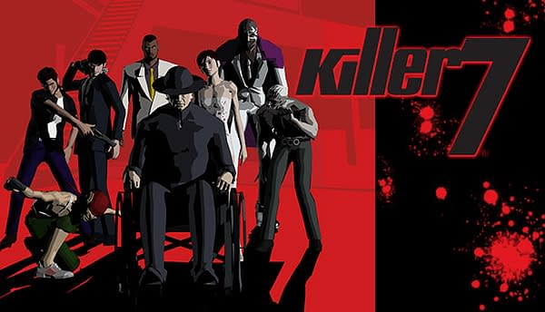 Suda51's Killer7 Port Won't Rely on Emulators