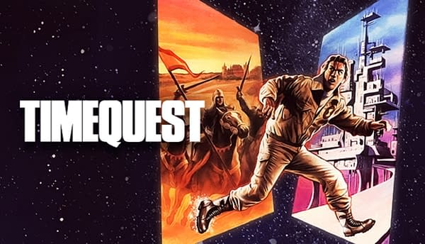 Timequest joins GOG as one of the retro titles from Ziggurat Interactive.