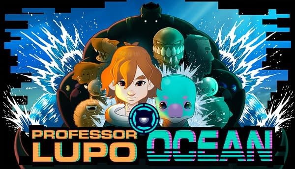 Puzzles and challenges everywhere under the sea in Professor Lupo: Ocean, courtesy of BeautiFun Games.