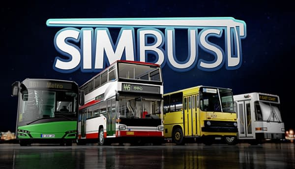 Now you can fulfill your dreams of... driving every bus in the world? Courtesy of PlayWay.