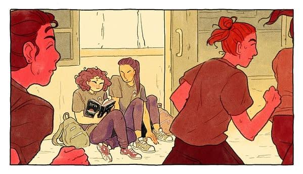 Alex AssanSells Graphic Novel Sunhead To Harper Alley