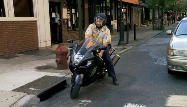 Always Sunny in Philadelphia: Before WandaVision? CharlieVision (Image: FX Networks)