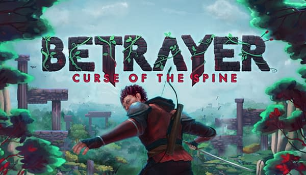 Betrayer: Curse Of The Spine