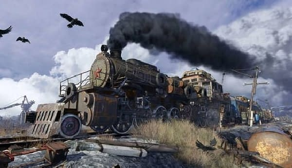 Metro Exodus Review – The Rack