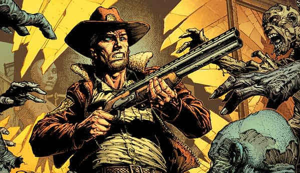 The Walking Dead color comic book editions (Image: Skybound)