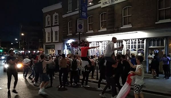 Coming Home Through Football - Three Lions Edition (Video)