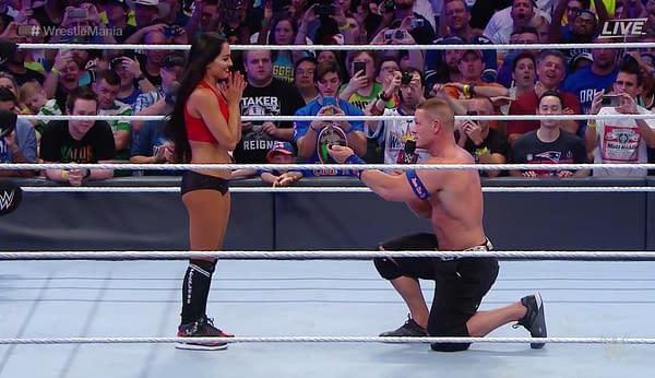 The Storybook Romance Between John Cena and Nikki Bella is Over