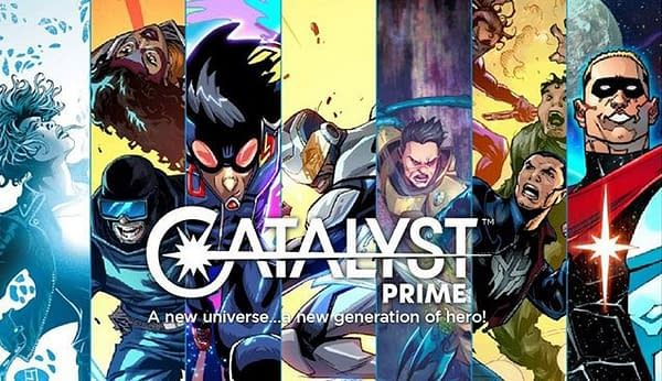 Gail Simone Joins Lion Forge's Catalyst Prime as Chief Architect