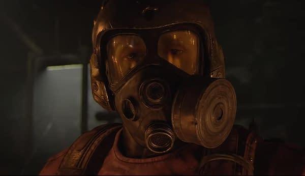 In Metro Exodus, Trailer Launches You