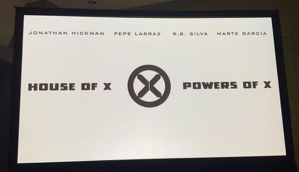 Jonathan Hickman's Marvel Comics are House of X and Powers of X – the X-Men's Next Major Milestone