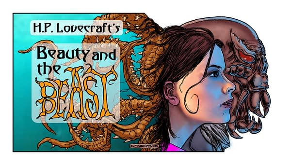 Unearthed: H.P. Lovecraft's Beauty and the Beast
