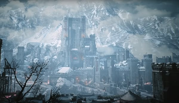 """A look at the new """"Mountain"""" map, courtesy of Focus Home Interactive."""