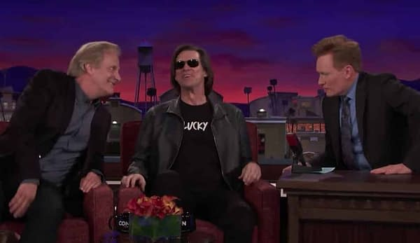 Surprise 'Dumb and Dumber' Reunion Happens on Conan