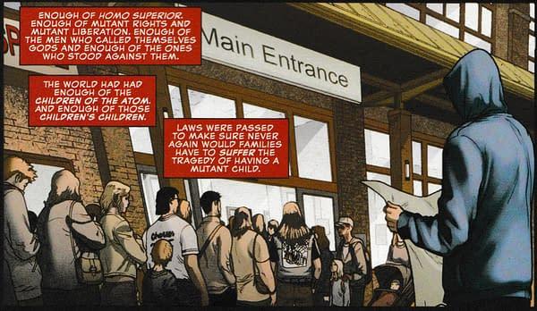How Uncanny X-Men #10 Sets Up Age Of X-Man…. (SPOILERS)