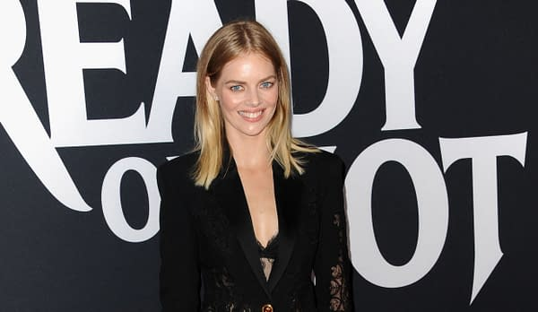 Samara Weaving at the Los Angeles screening of 'Ready Or Not' held at the ArcLight Cinemas in Culver City, USA on August 19, 2019. Editorial credit: Tinseltown / Shutterstock.com