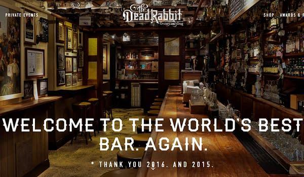 Dead Rabbit Trademark Battle Looming? Image Comic vs. New York Bar