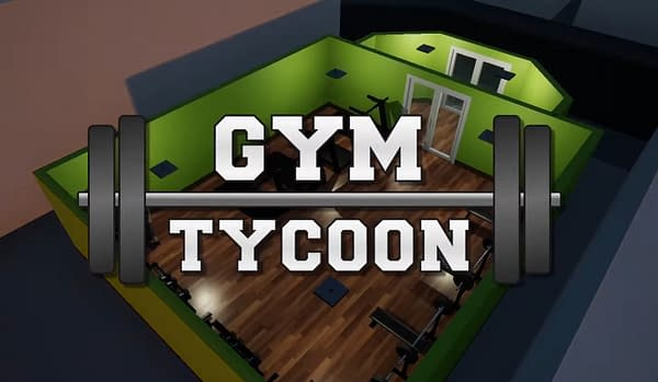 Now you can work out at the gym and make money... sorta. Courtesy of Green Forest Games.
