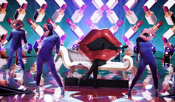 THE MASKED SINGER: Lips in the