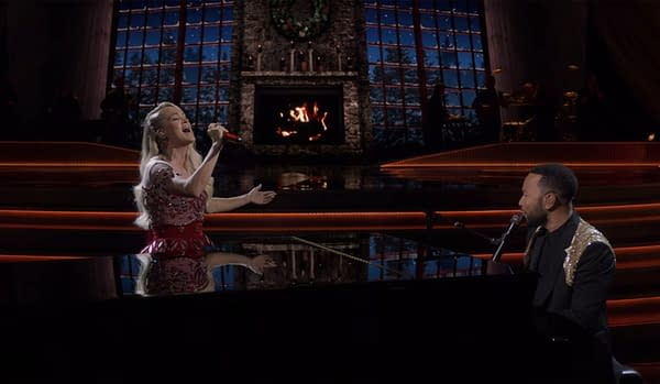 Carrie Underwood Has A Trailer For Her HBO Max Christmas Special