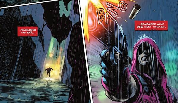 Red Hood Crosses The Line in Batman: Urban Legends #1