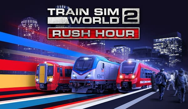 Can you keep your train on time? Courtesy of Dovetail Games.