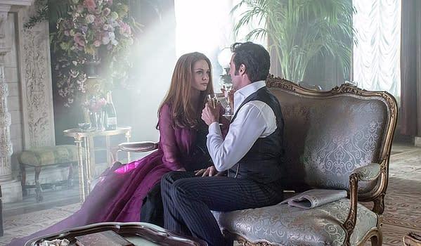 Lisa Joy to Write, Direct 'Reminiscence' Which May Star Hugh Jackman, Rebecca Ferguson