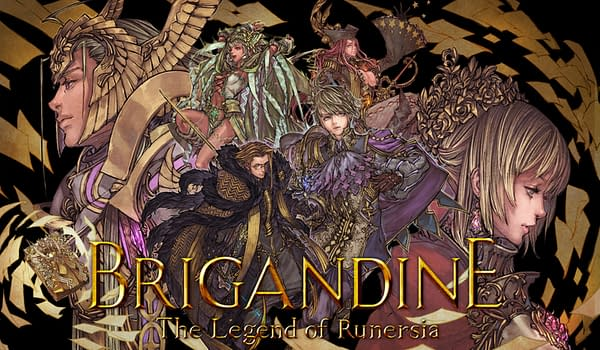 Brigandine: The Legend Of Runersia come to the PS4 in December. Courtesy of Happinet.