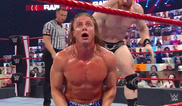Shoeless WWE superstar Matt Riddle is the target of constant nagging by Hall of Famer Booker T over his lack of footwear.