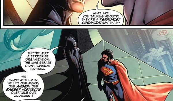 Bruce Wayne Becomes All-Out Terrorist In DC Future State (Spoilers)