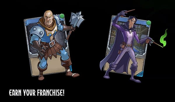 Penny Arcade Announces Clank! Legacy: Acquisitions Incorporated