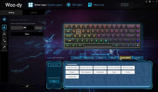 We Review The Woo-Dy Mechanical Gaming Keybaord