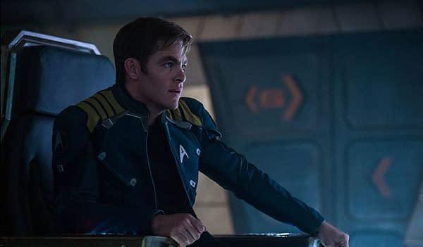 Star Trek: Chris Pine Optimistic About Film Franchise Future