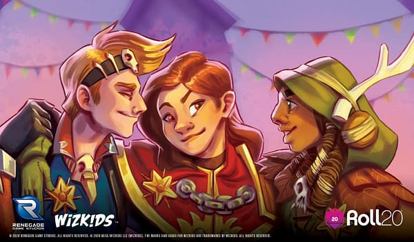 Now you and your friends and all of their pets can come along on a Roll20 adventure!