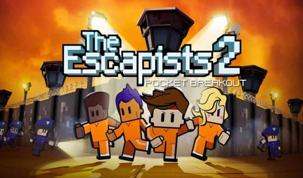 The Escapists 2: Pocket Breakout Comes to Mobile on January 31st