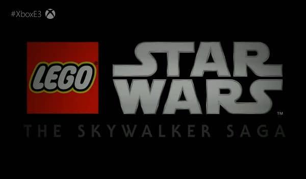 LEGO Star Wars: The Skywalker Saga Announced at Xbox E3 Conference, Covers Whole Saga