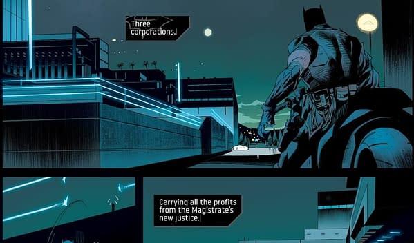 How Did Bruce Wayne Survive His Death?