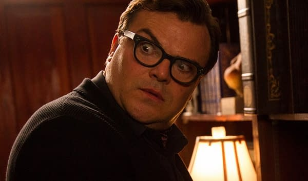 Goosebumps 2 Release Date Pushed Back to Dilute Dangerous Levels of Jack Black