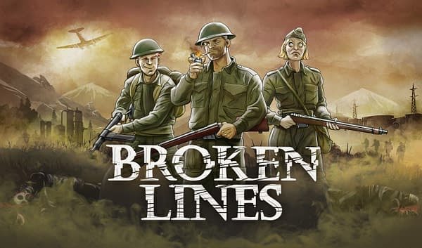"""""""Broken Lines"""" Receives A New Character Trailer"""