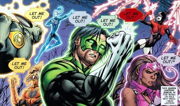 DC's New 52 One Year On – Week Four