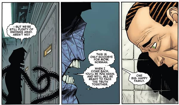Today's Amazing Spider-Man #31 Narrows the Odds of Kindred's Identity (Spoilers)