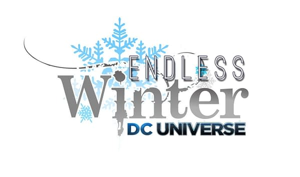 Batman and Wonder Woman Star In DC's Endless Winter