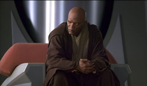 Star Wars: Samuel L. Jackson Cross-References Pulp Fiction on May 4th