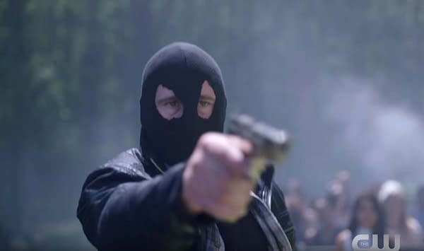 Is The CW Bringing The Black Hood To Riverdale?