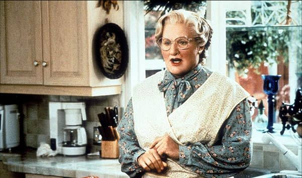 Mrs. Doubtfire: Dir. Chris Columbus Says R-Rated Cut Exists, No NC-17