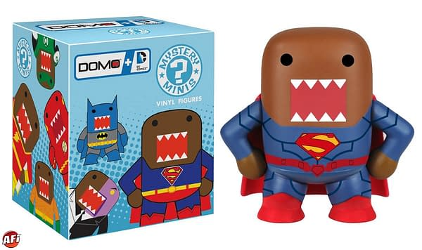 Will Your Superman Domo Have Underwear On The Outside Or Not?