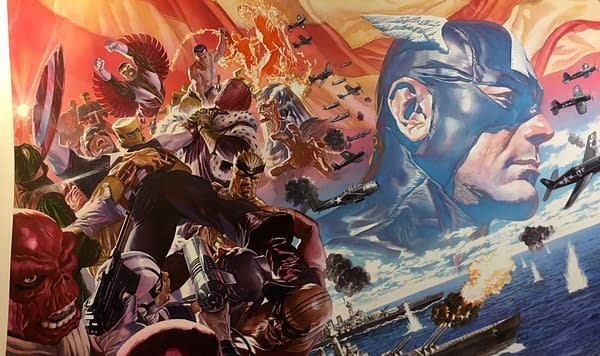 Ta-Nehisi Coates Confirms He is the New Captain America Writer, with Leinil Yu
