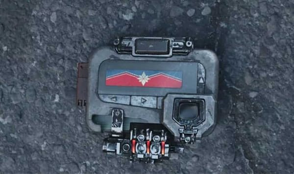 Will Nick Fury's Beeper Get Explained in 'Captain Marvel'? Yes, Apparently