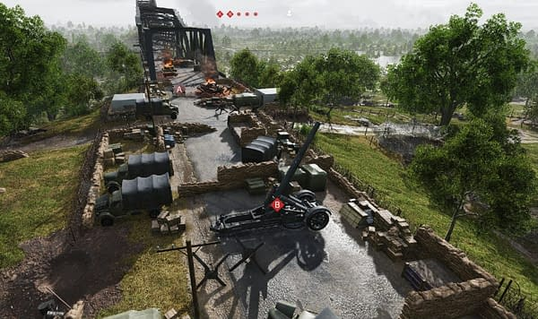The 32-Player Rush Mode has Returned to Battlefield V