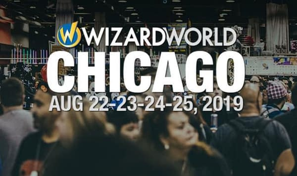 Wizard World Chicago Swaps Comics for Celebrity Photos to Help ComicBooks For Kids